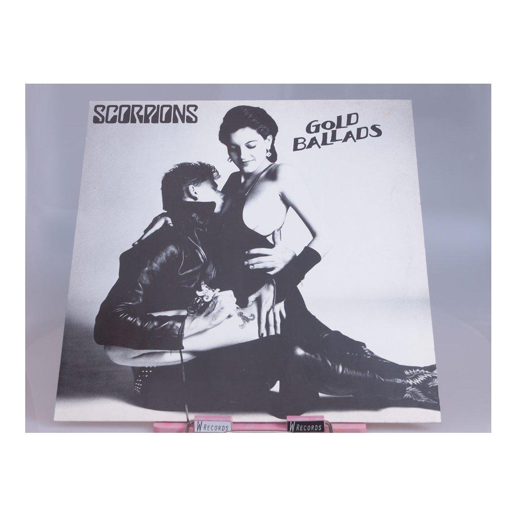 Scorpions – Gold Ballads LP
