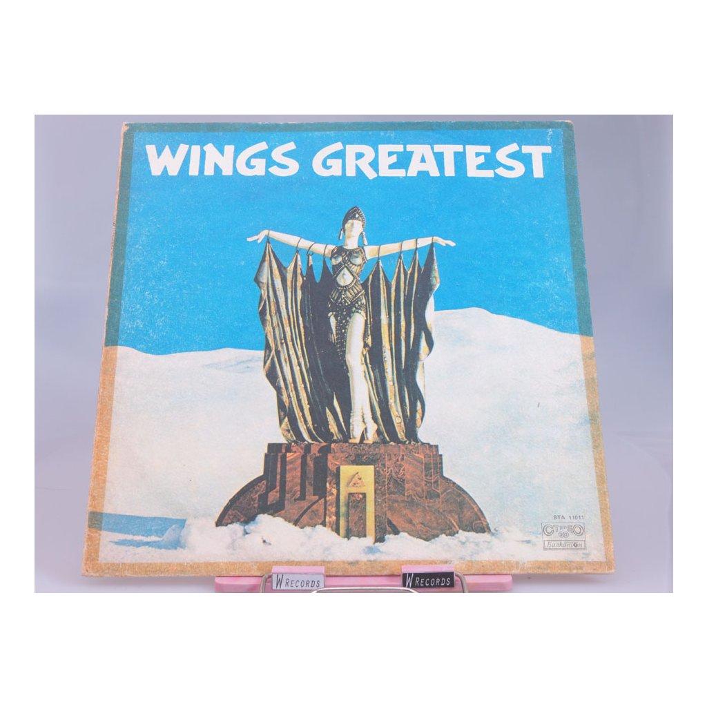 Wings – Greatest