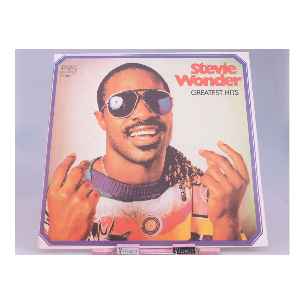 Stevie Wonder ‎– Greatest Hits