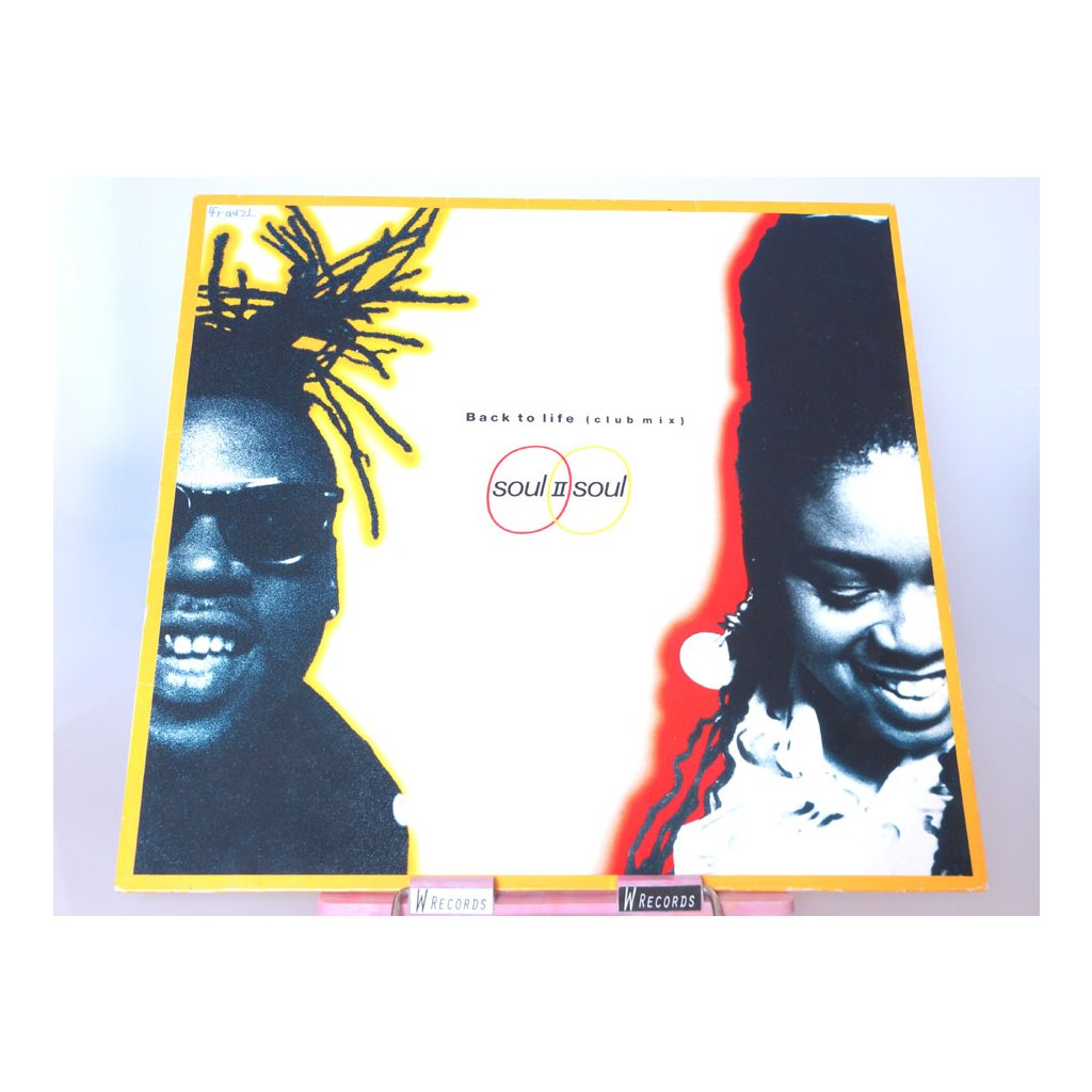 Soul II Soul ‎– Back To Life (Club Mix)