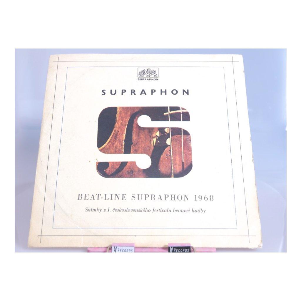 Various – Beat-line Supraphon 1968