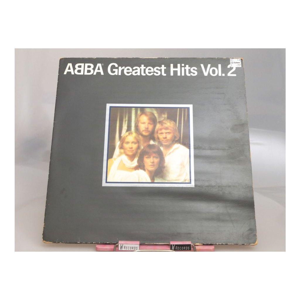 ABBA – Greatest Hits Vol. 2