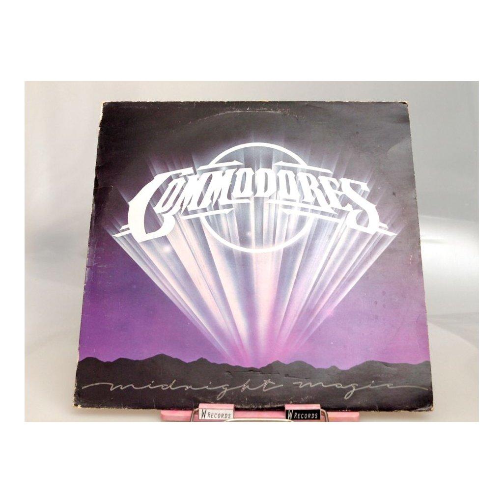 Commodores – Midnight Magic