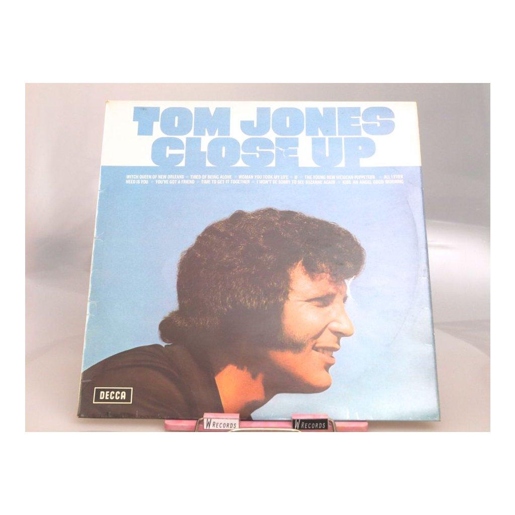 Tom Jones – Close Up LP