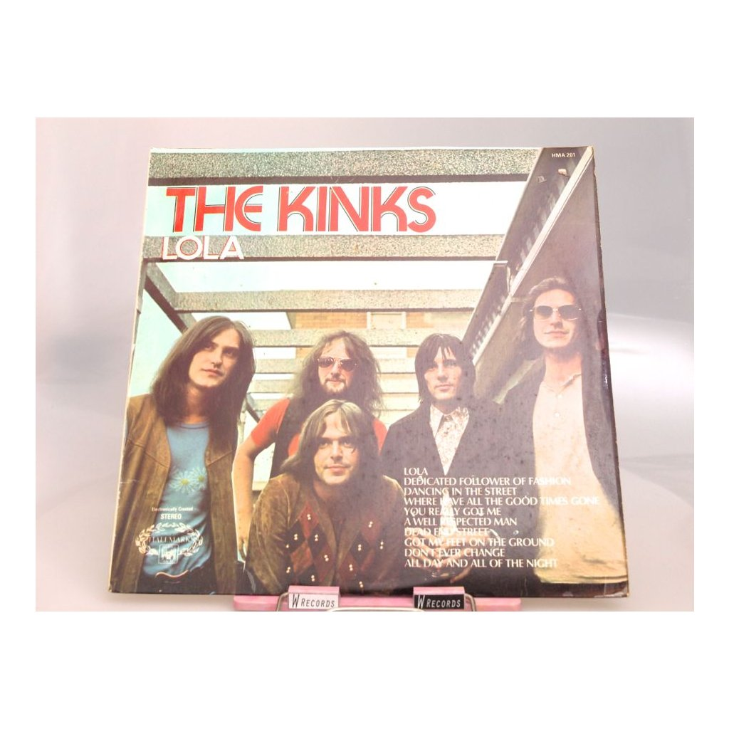 The Kinks – Lola