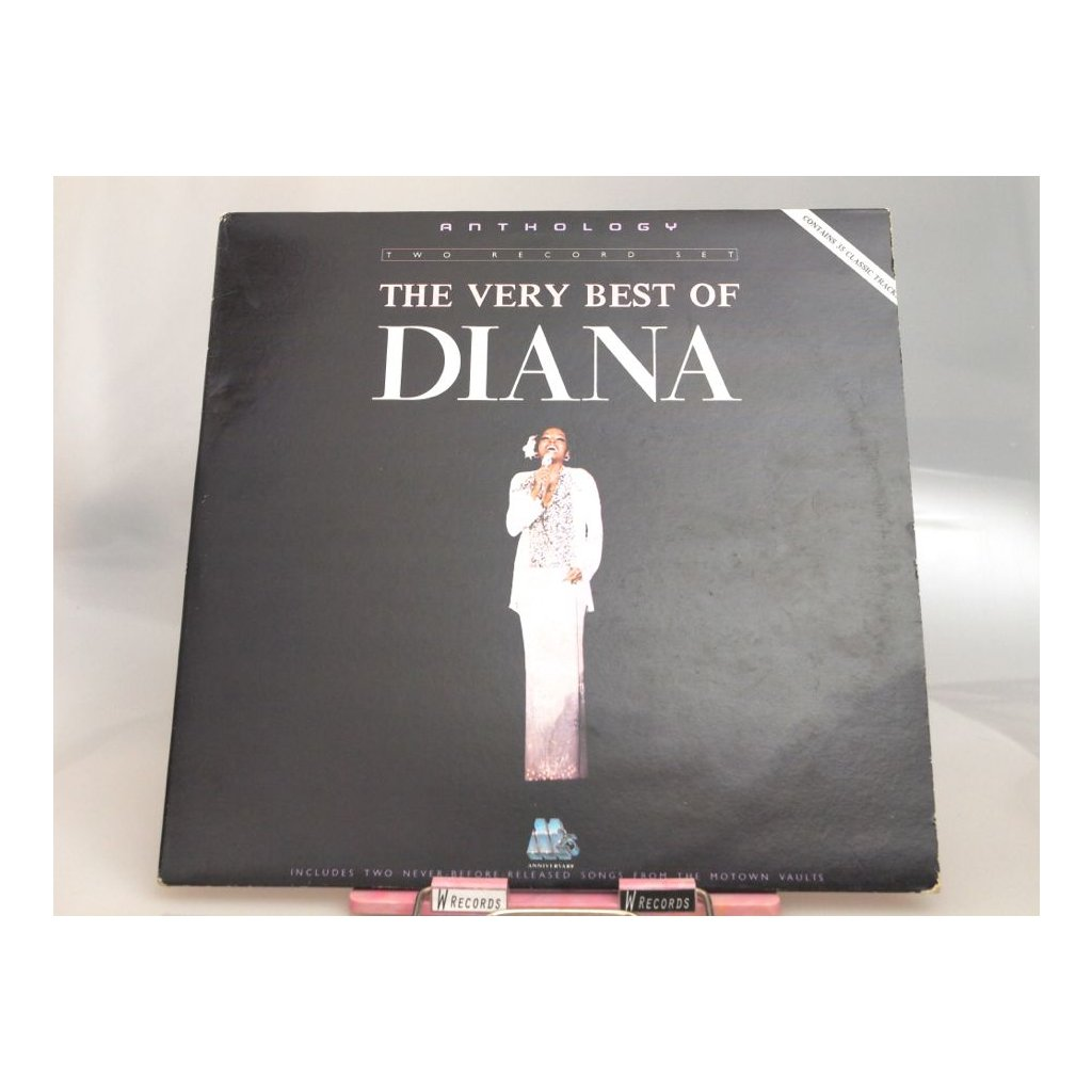 Diana Ross – Anthology - The Very Best Of Diana Ross