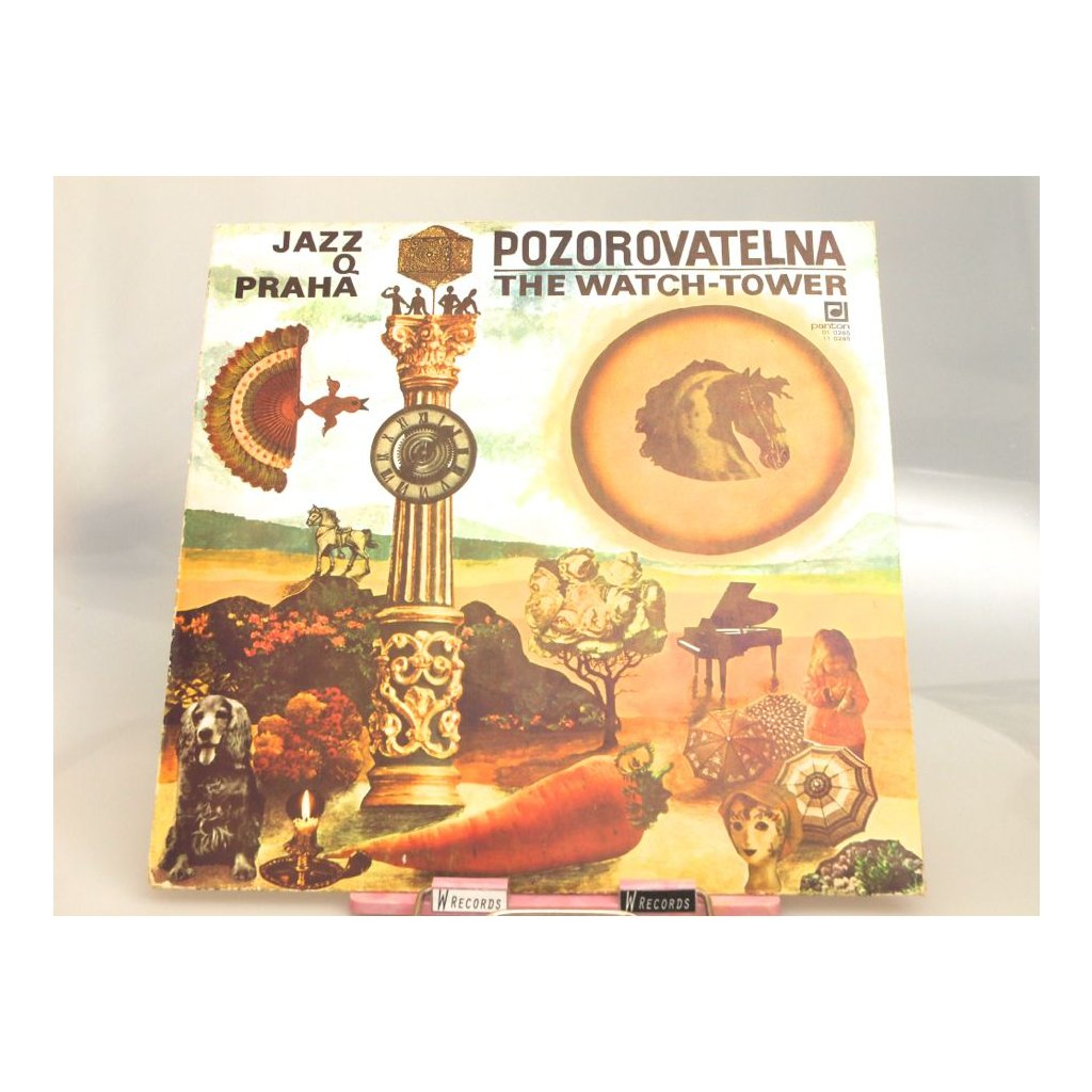 Jazz Q Praha – Pozorovatelna (The Watch-Tower)