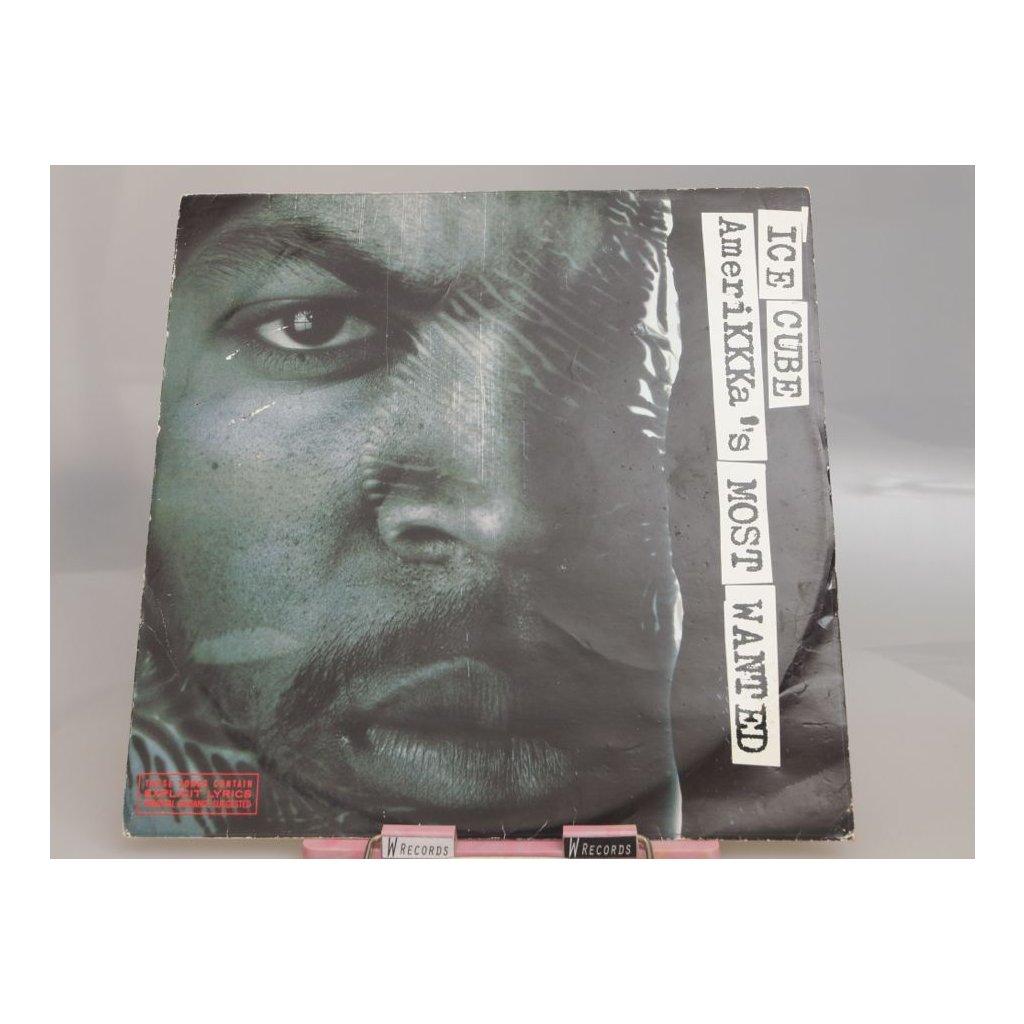 Ice Cube – AmeriKKKa's Most Wanted