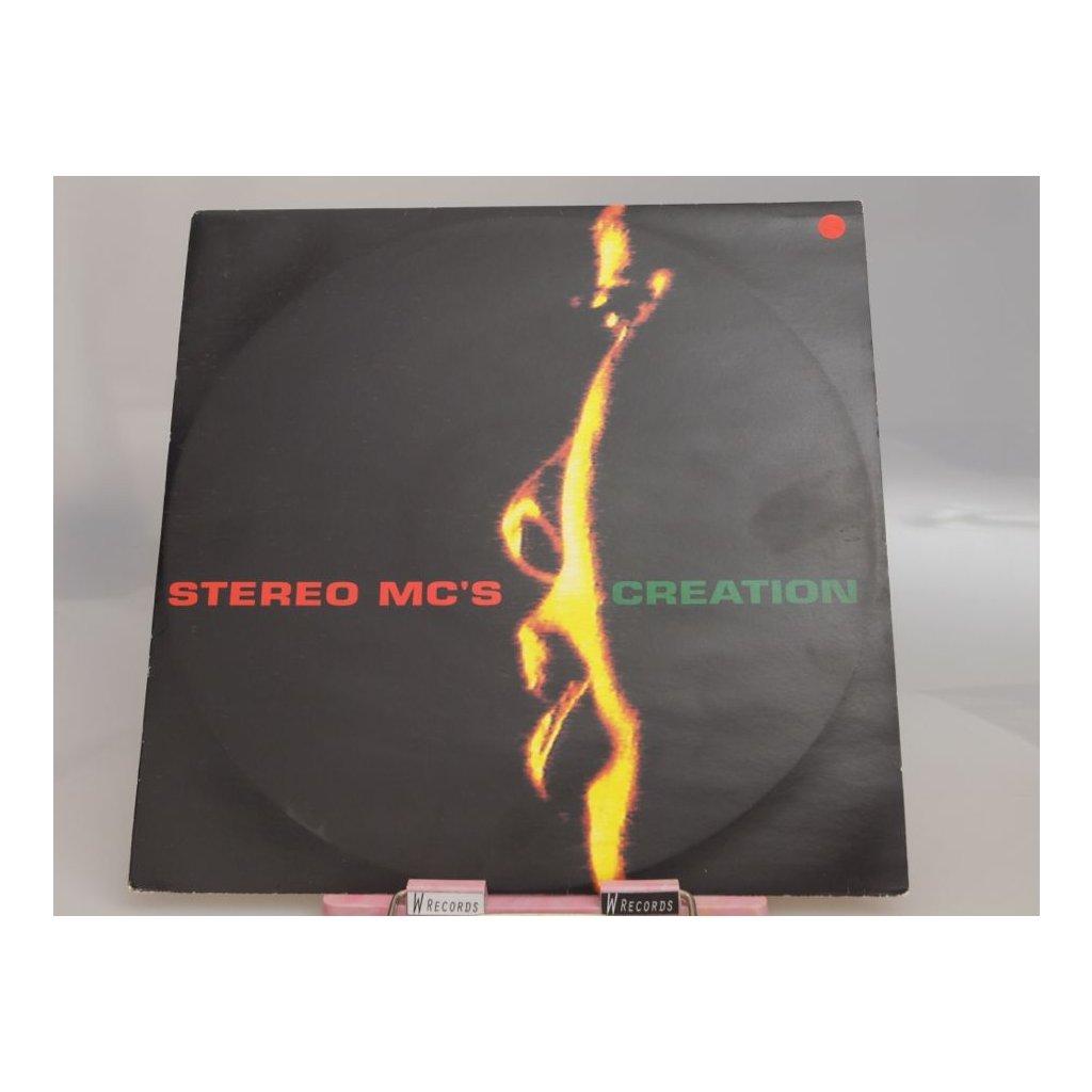 "Stereo MC's – Creation 12"""