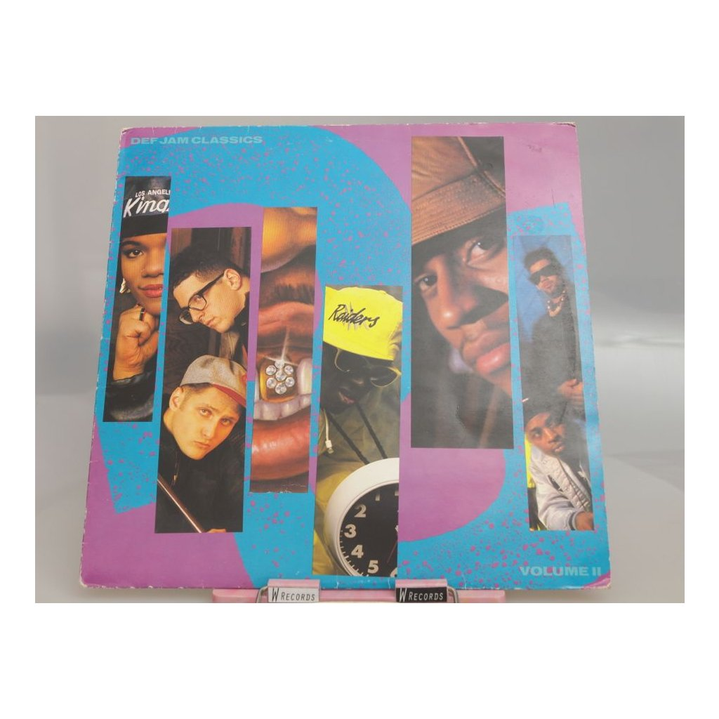 Various Artists – Def Jam Classics Volume II LP