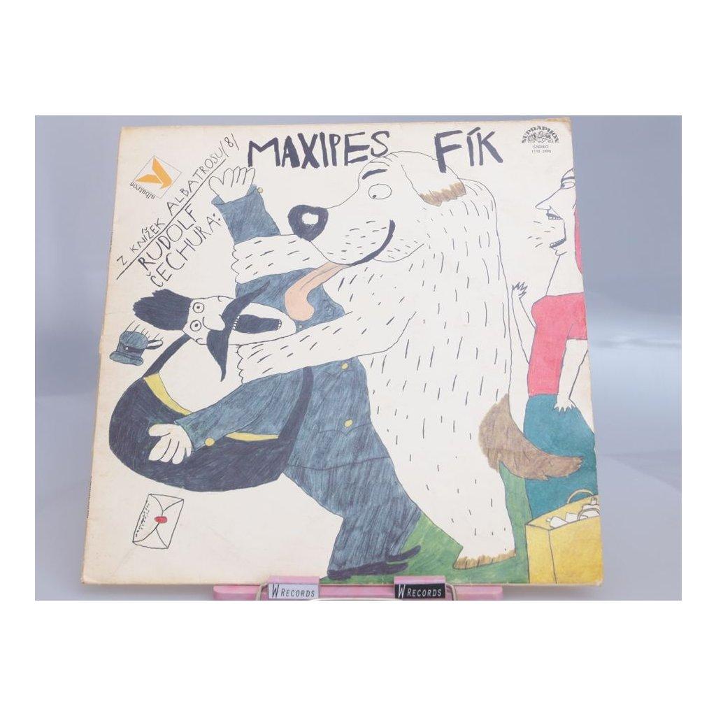 Rudolf Čechura – Maxipes Fík LP