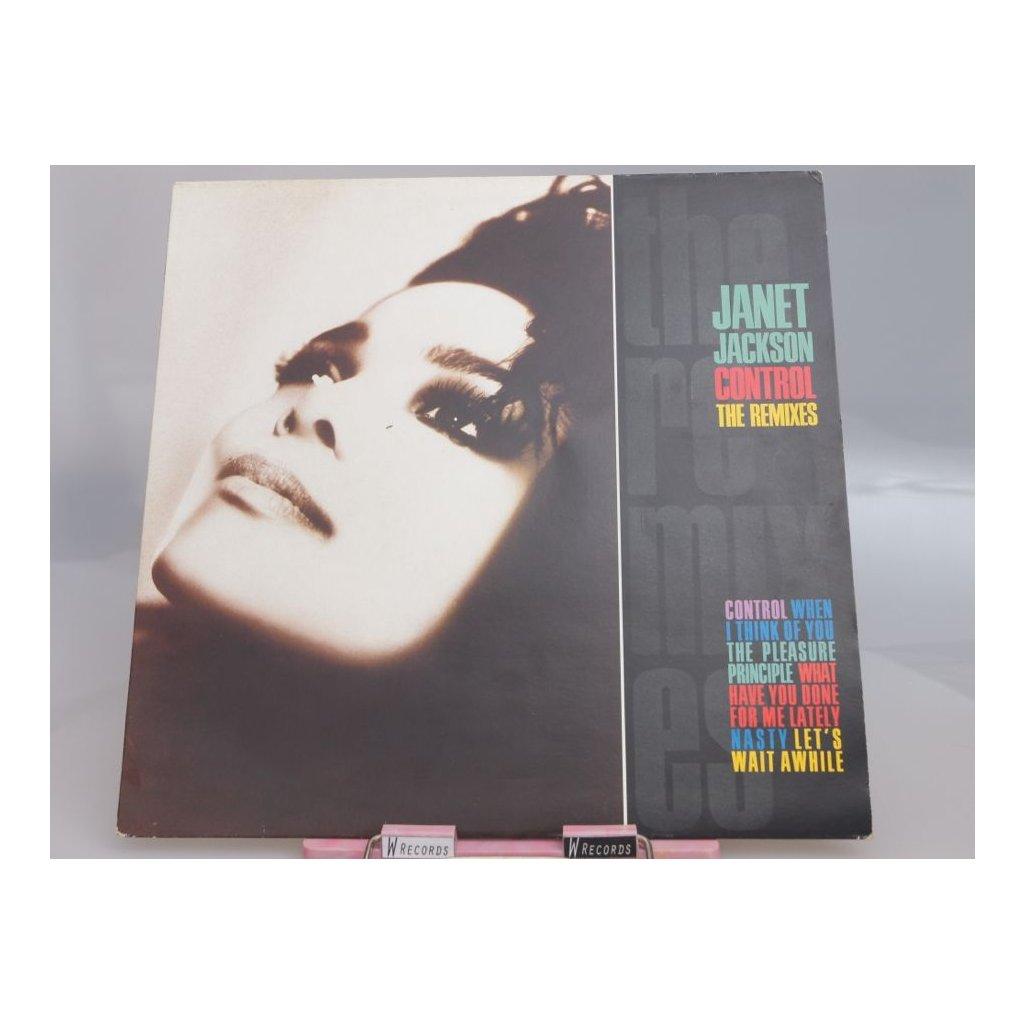 Janet Jackson – Control - The Remixes
