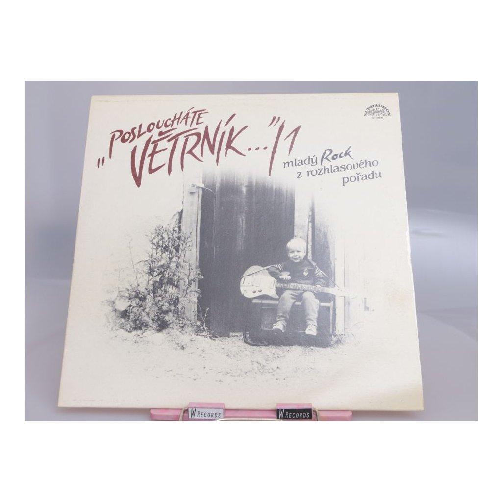"""Various – """"Posloucháte Větrník…""""/1"""