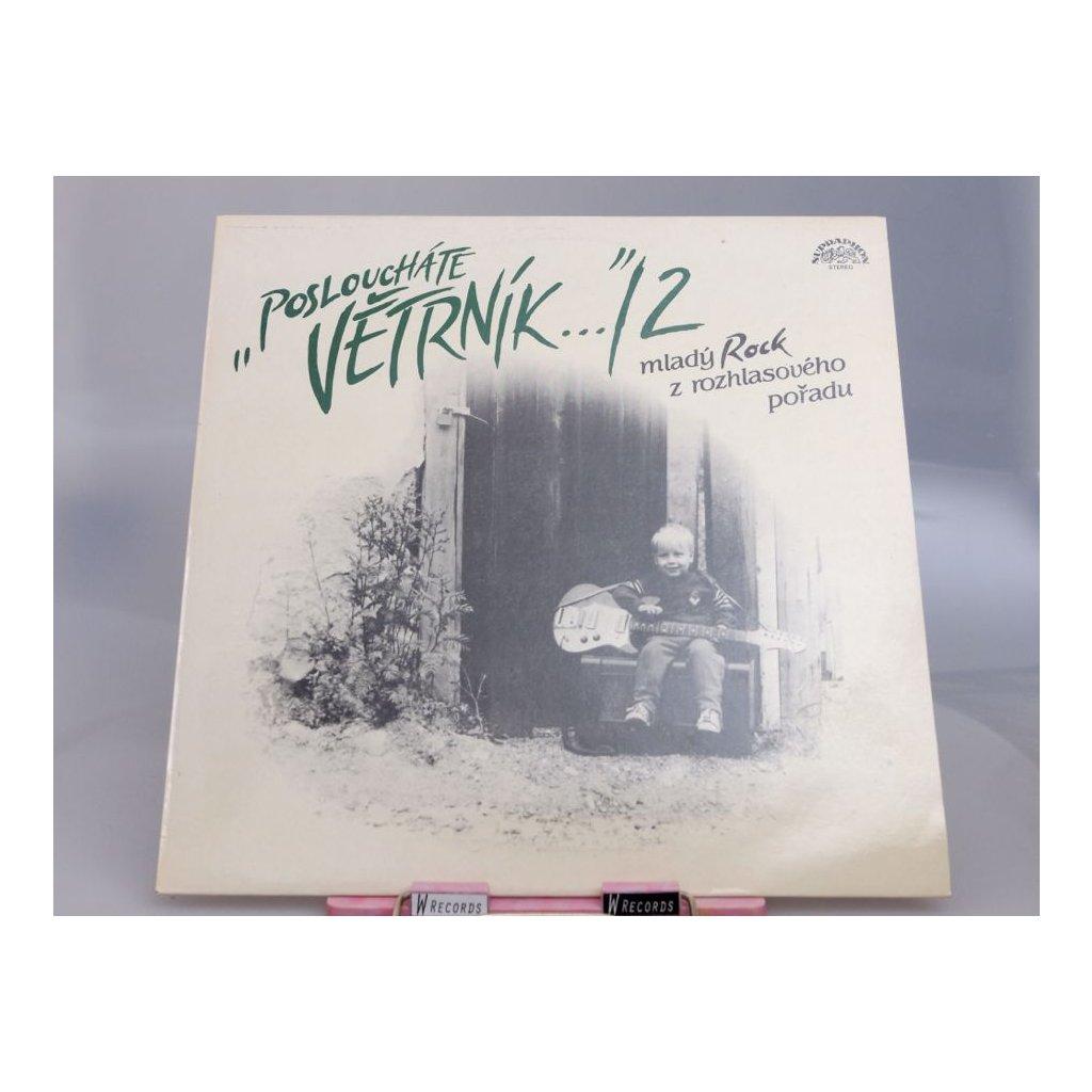 """Various – """"Posloucháte Větrník...""""/2"""