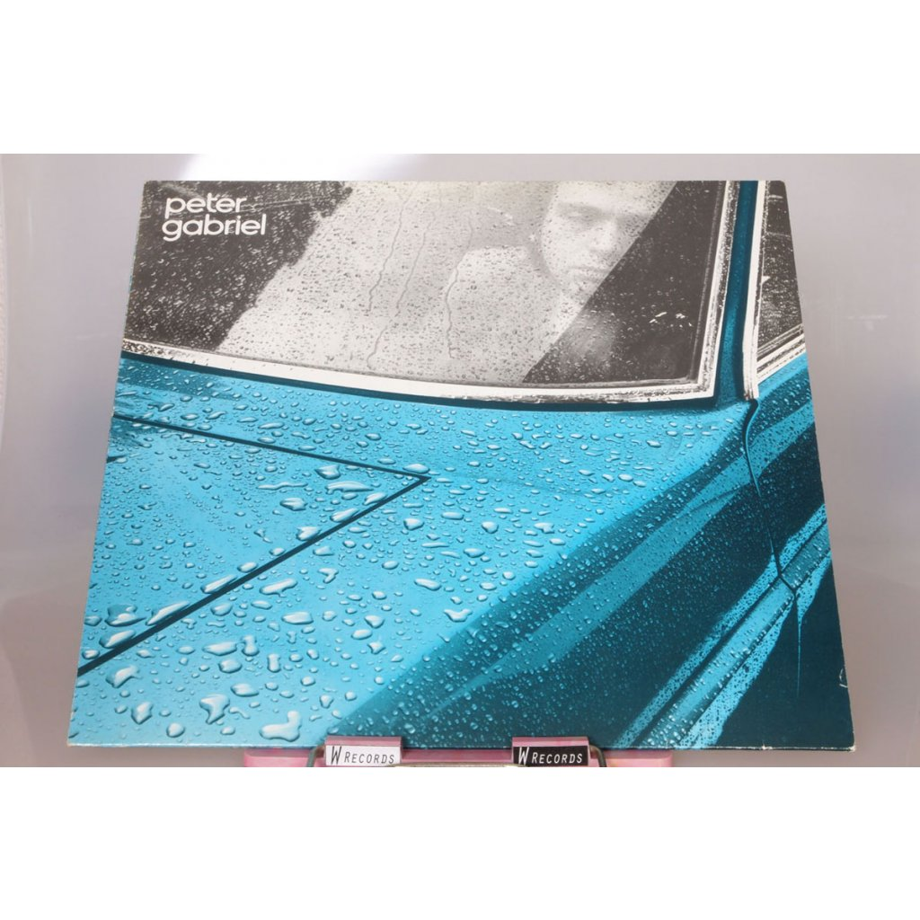 Peter Gabriel - Peter Gabriel LP