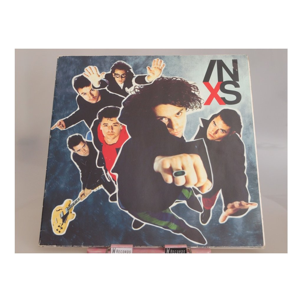 INXS – X LP