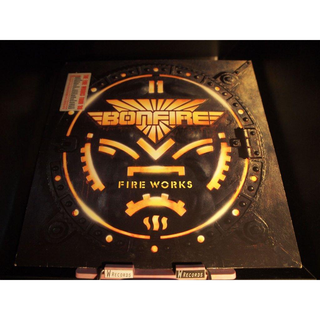 Bonfire - Fire Works LP
