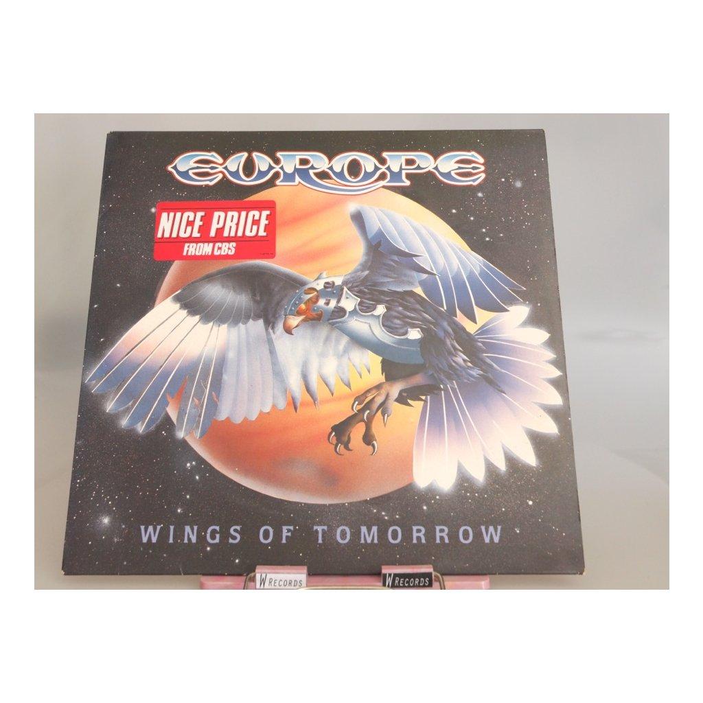 Europe – Wings Of Tomorrow
