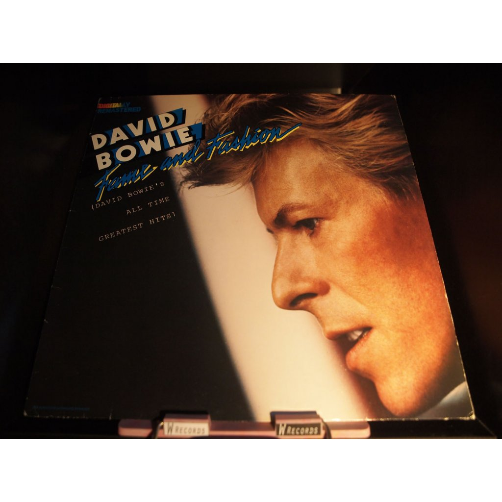 David Bowie - Fame And Fashion (David Bowie's All Time Greatest Hits)