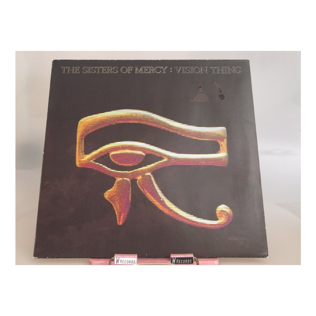 Sisters Of Mercy, The – Vision Thing