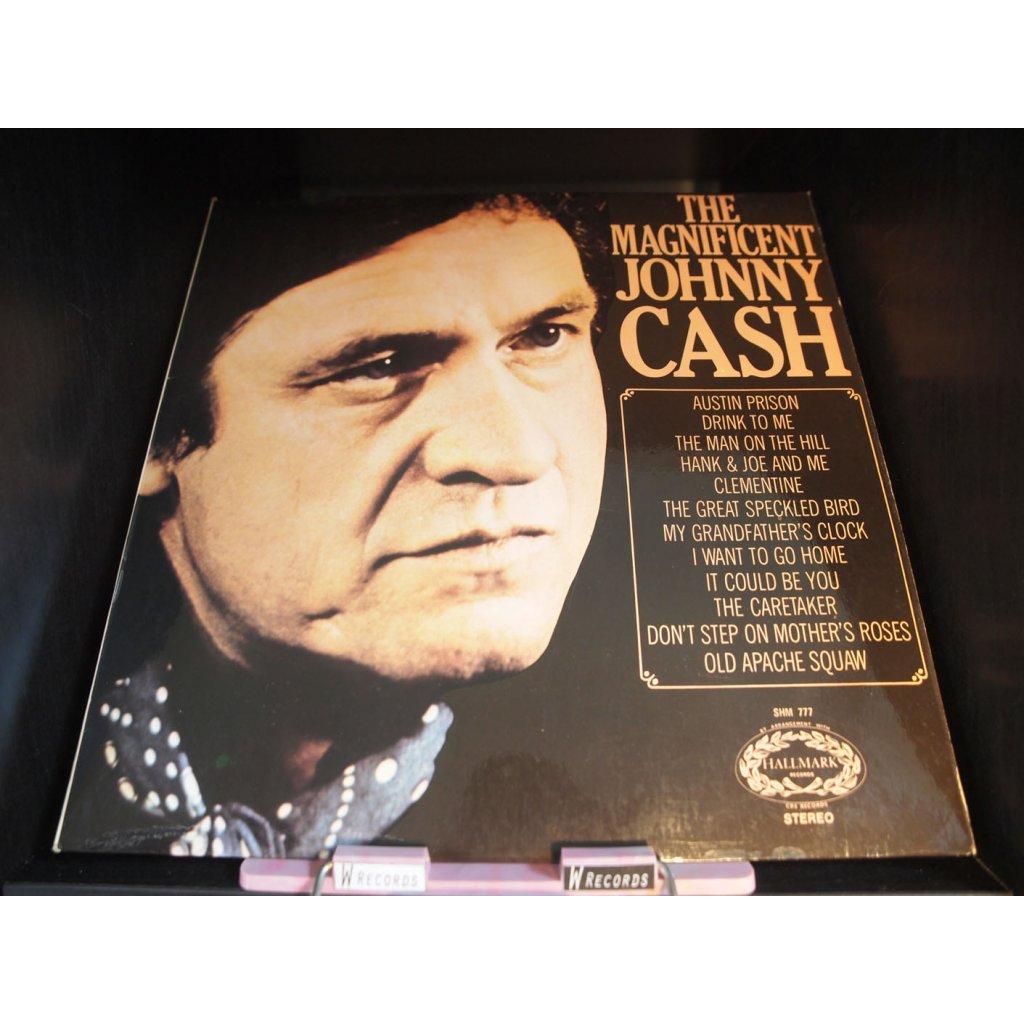 Johnny Cash - The Magnificent Johnny Cash LP