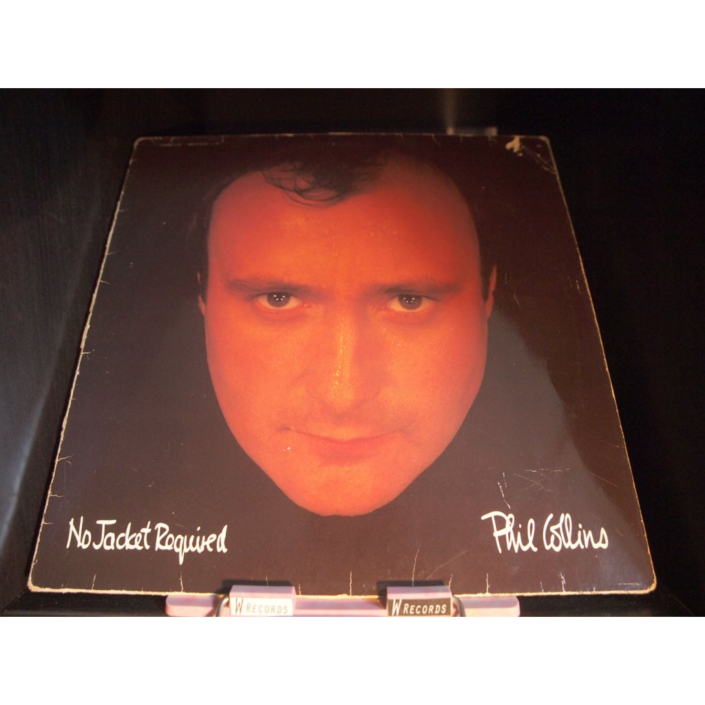 Phil Collins - No Jacket Required