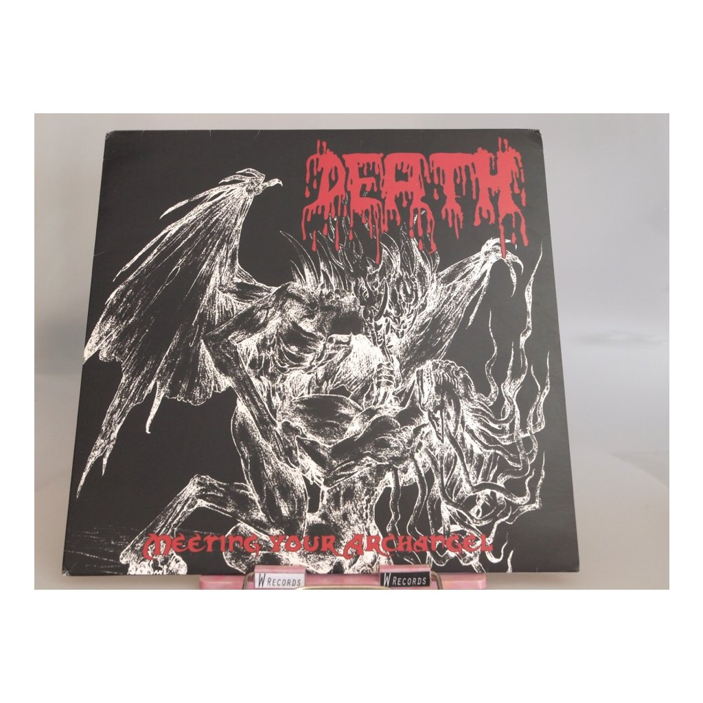 Death – Meeting Your Archangel LP