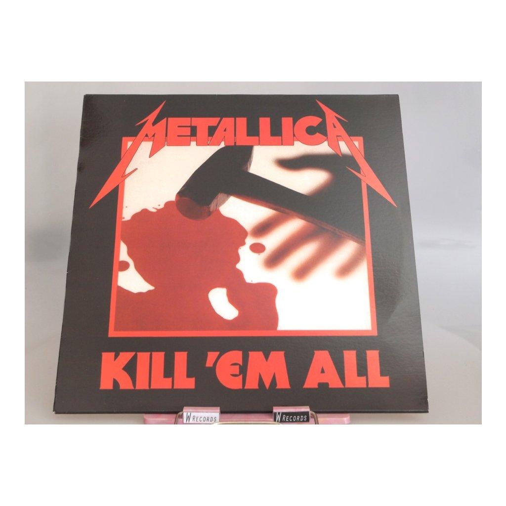 Metallica - Kill 'Em All LP