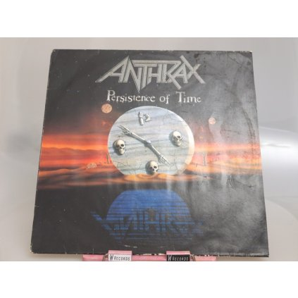 Anthrax ‎– Persistence Of Time LP