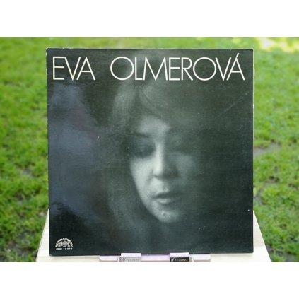 Eva Olmerová & The Traditional Jazz Studio – Eva Olmerová