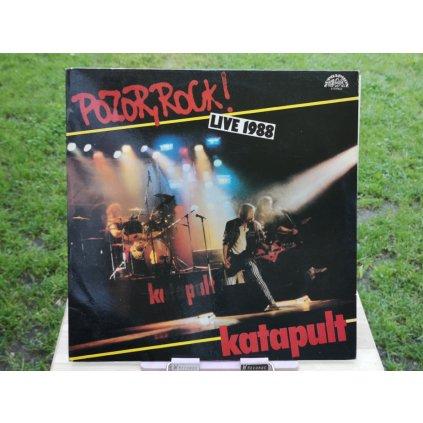 Katapult – Pozor, Rock! Live 1988