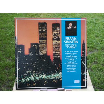 Frank Sinatra – Legendary Concerts Vol. 1 The Lady Is A Tramp