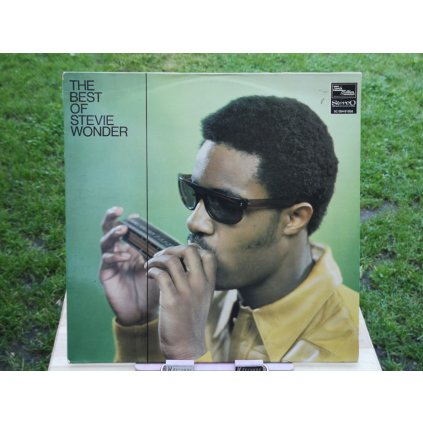Stevie Wonder ‎– Greatest Hits Volume 2