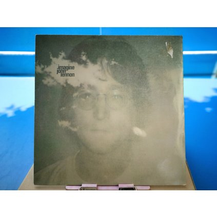 John Lennon + Plastic Ono Band With The Flux Fiddlers – Imagine