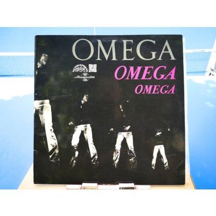Omega – Omega Omega Omega LP