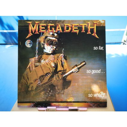 Megadeth – So Far, So Good... So What!