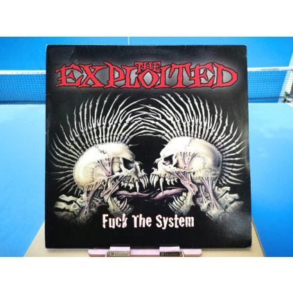 The Exploited – Fuck The System