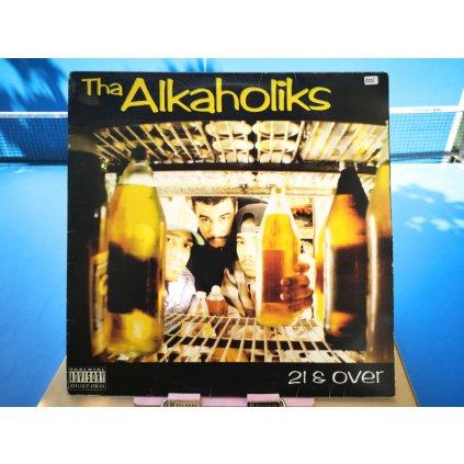 Tha Alkaholiks – 21 & Over LP