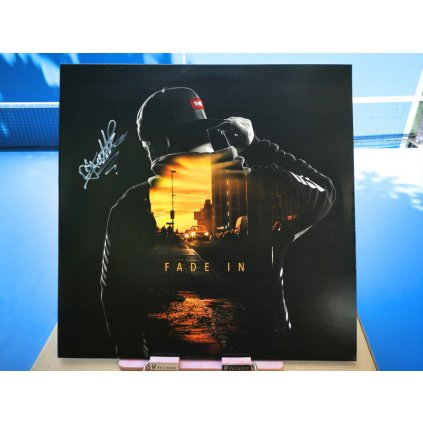 DJ Fatte – Fade In (podpis) LP