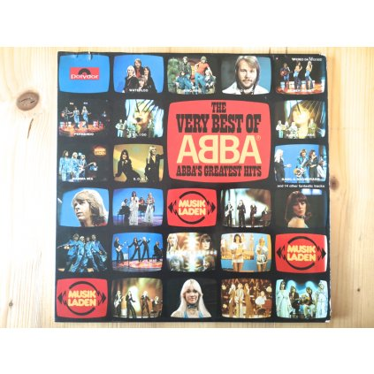 ABBA – The Very Best Of ABBA (ABBA's Greatest Hits)