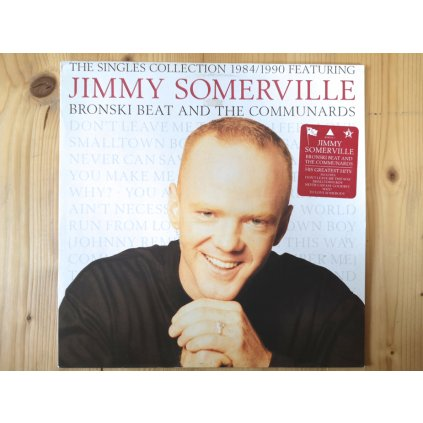 Jimmy Somerville Featuring Bronski Beat And The Communards – The Singles Collection 1984/1990
