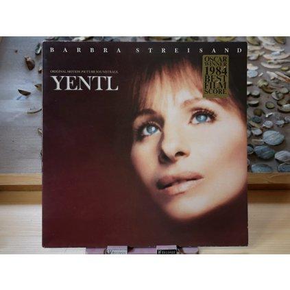 Barbra Streisand – Yentl LP
