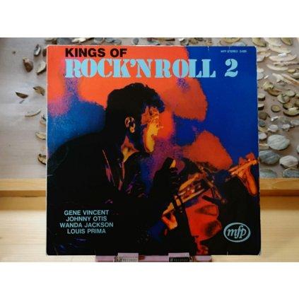 Various Artists – Kings Of Rock'n Roll 2