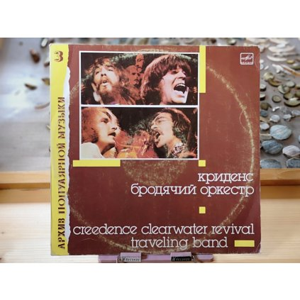 Creedence Clearwater Revival – Traveling Band