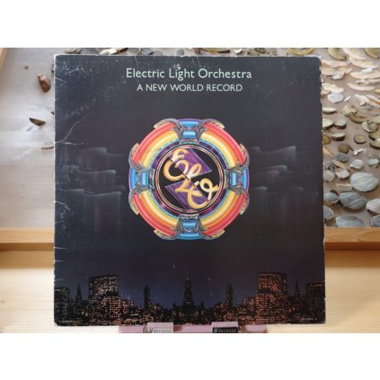 Electric Light Orchestra ‎– A New World Record