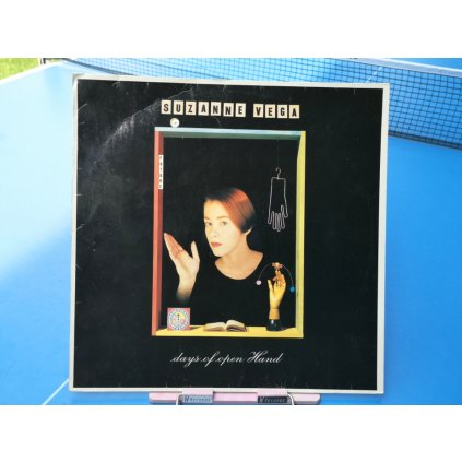 Suzanne Vega – Days Of Open Hand LP