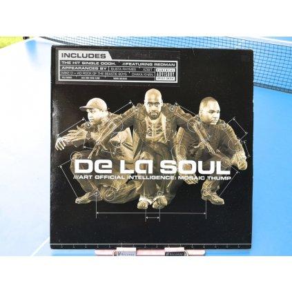 De La Soul – Art Official Intelligence: Mosaic Thump