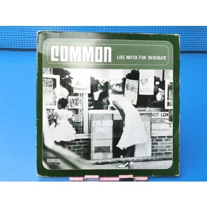 Common ‎– Like Water For Chocolate 2LP