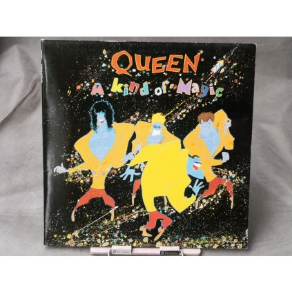 Queen ‎– A Kind Of Magic