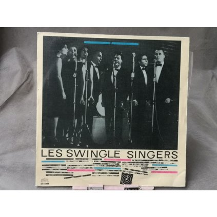 Les Swingle Singers ‎– Les Swingle Singers